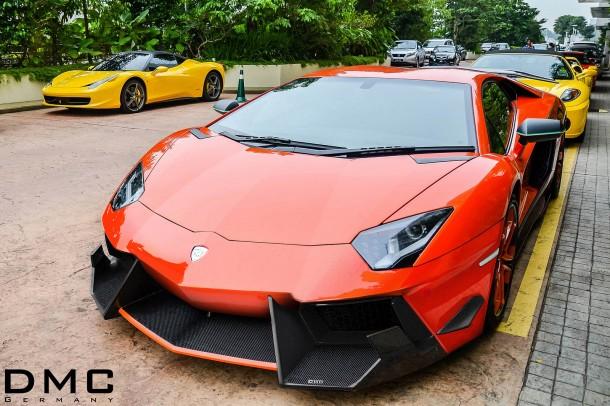 Lamborghini Aventador by DMC (1)