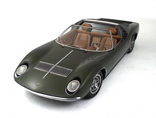 Lamborghini Miura Roadster (6)