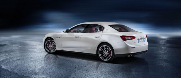 Maserati Ghibli 2014 (2)
