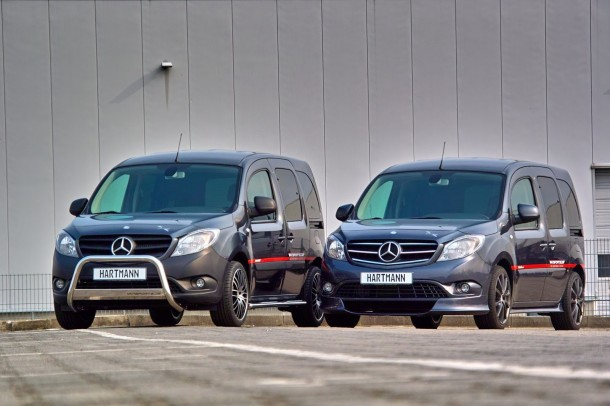 Mercedes-Benz Citan by Hartmann (1)