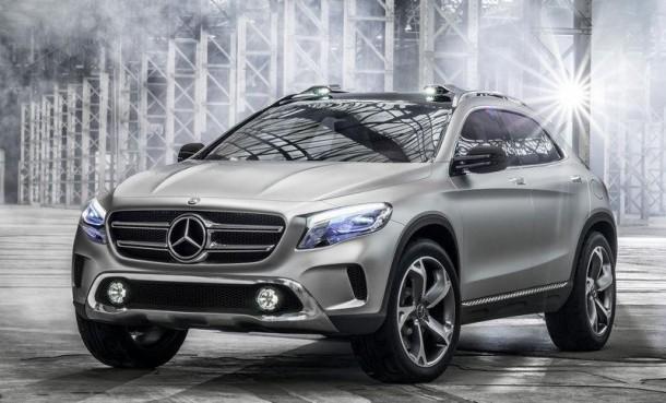 Mercedes-Benz GLA Concept (2)