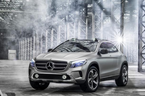 Mercedes-Benz GLA Concept (6)