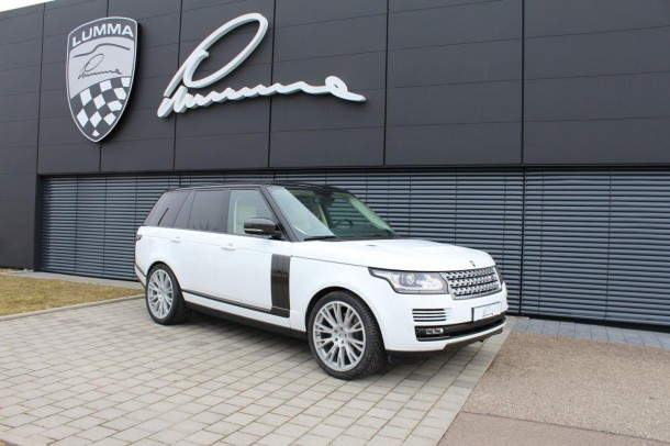 Range Rover by Lumma Design (1)
