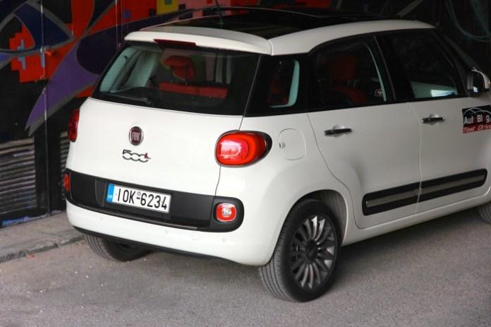 Test Drive: Fiat 500L - 019