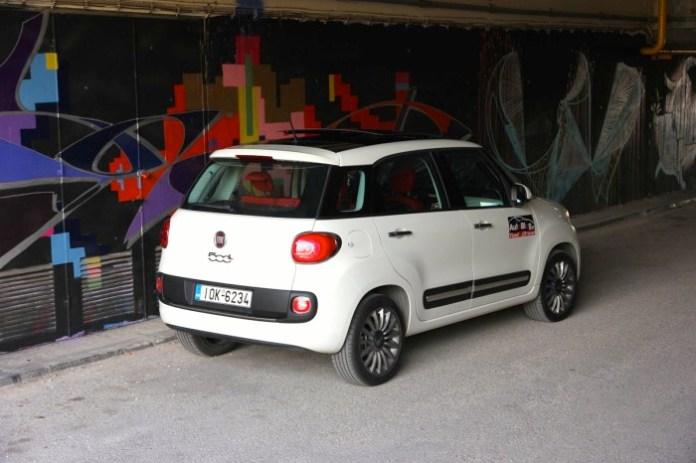 Test Drive: Fiat 500L - 020