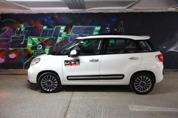 Test Drive: Fiat 500L - 035