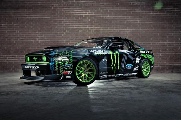 Vaughn Gittin Jr. Ford Mustang RTR 2014 (10)