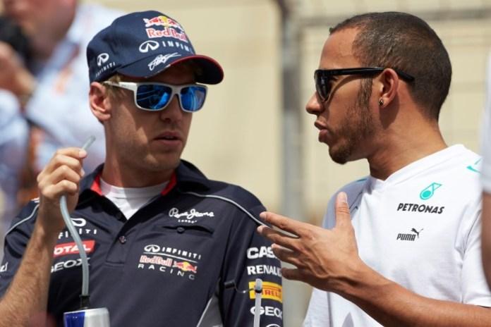 Vettel-Hamilton