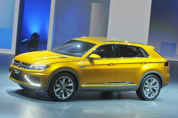 Volkswagen CrossBlue Coupe Concept (1)