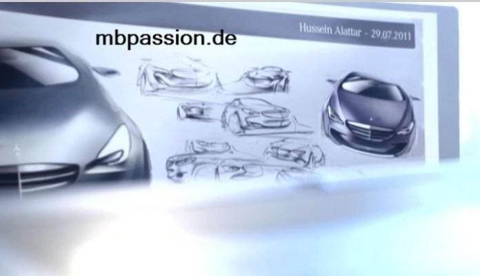 Mercedes conceptual rendering