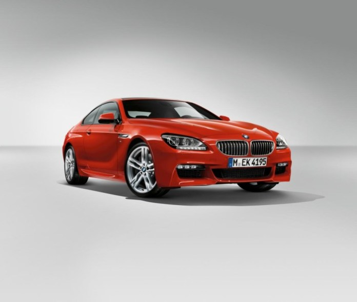 2014 BMW 6-Series Coupe M Sport Edition
