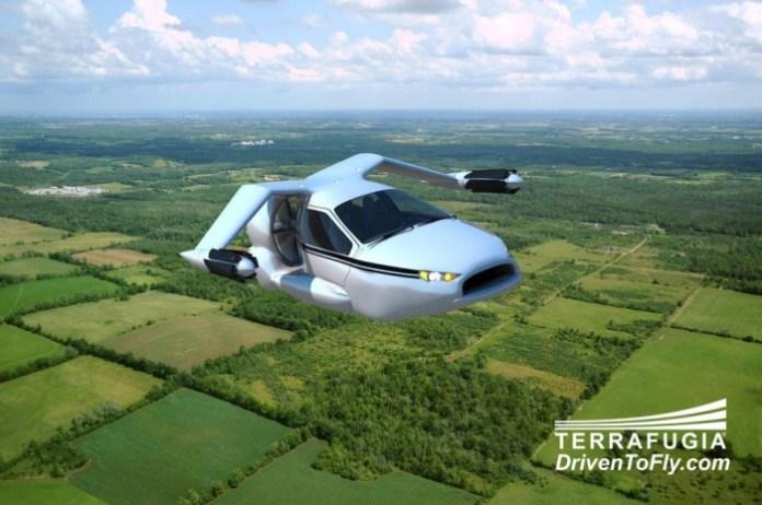 Terrafugia TF-X concept