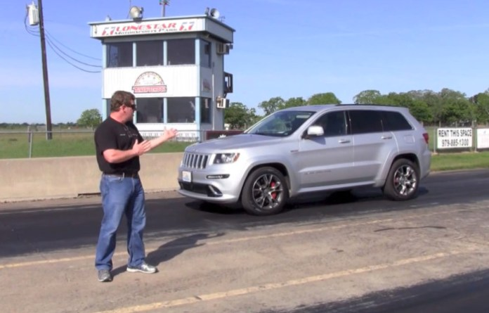 650 HP Supercharged 2013 Jeep SRT8 by Hennessey