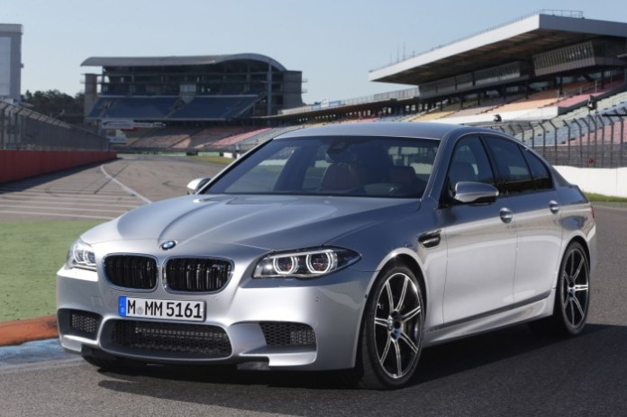 BMW M5 Facelift 2014 (2)