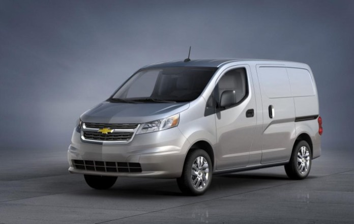 Chevrolet City Express 2015 (1)