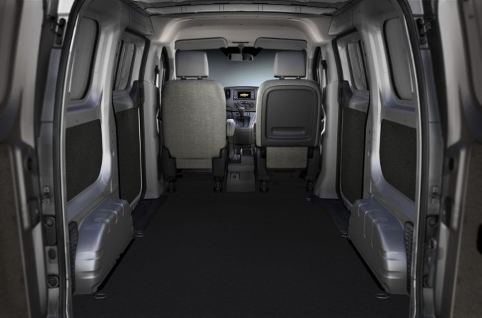 Chevrolet City Express 2015 (3)