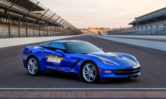 Corvette Stingray 2014 Pace car for Indianapolis 500 (1)