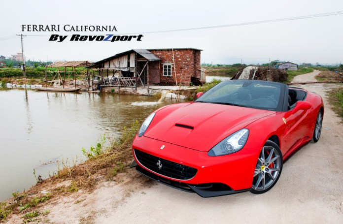 Ferrari California by Revozport (4)