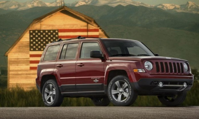 Jeep Patriot Freedom Edition 2014 (1)