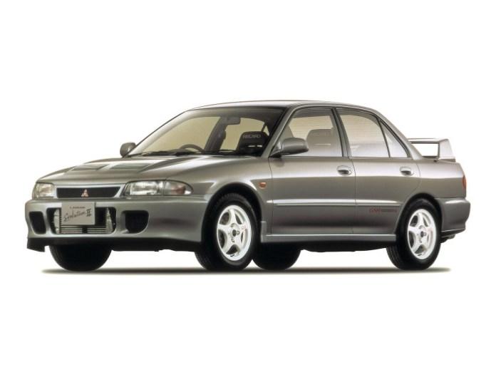 Mitsubishi-Lancer-Evolution-II