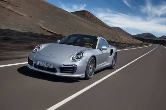 Porsche 911 Turbo and Turbo S 2014 (2)