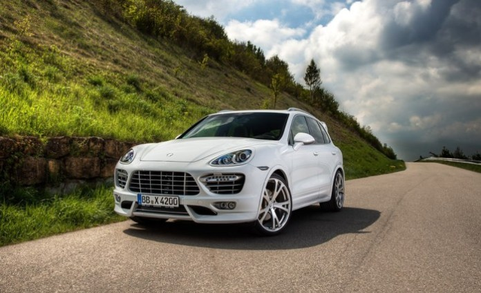 Porsche Cayenne S Diesel by TechArt (3)
