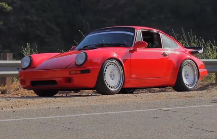 Project Nasty Porsche 911