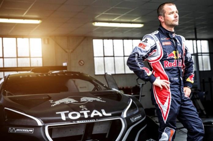 Sebastien Loeb test Peugeot 208 T16 Pikes Peak (6)