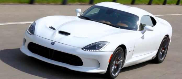 Sons of Italy Foundation 2013 SRT Viper GTS