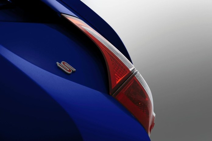 Teaser Photo Toyota Corolla 2014