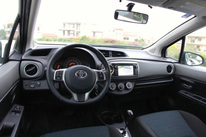 Test Drive: Toyota Yaris MultiDrive-S - 51