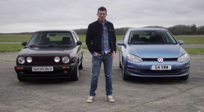 VW Golf GTI vs VW Golf 2.0 TDI