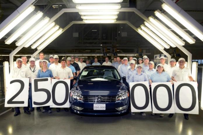 VW-Passat-250000-Chattanoog