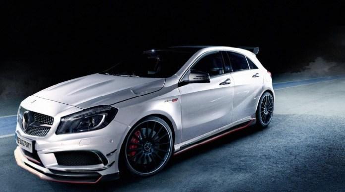 Mercedes A-Class by RevoZport
