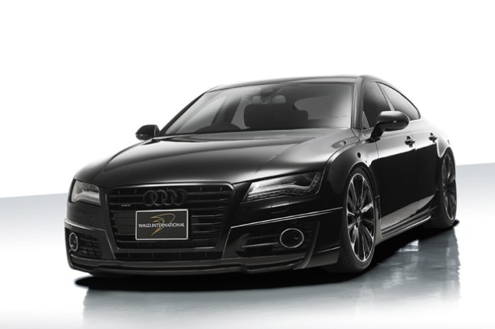 Audi A7 by Wald International (1)