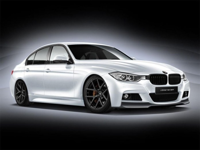 BMW 3-Series by Vorsteiner (1)