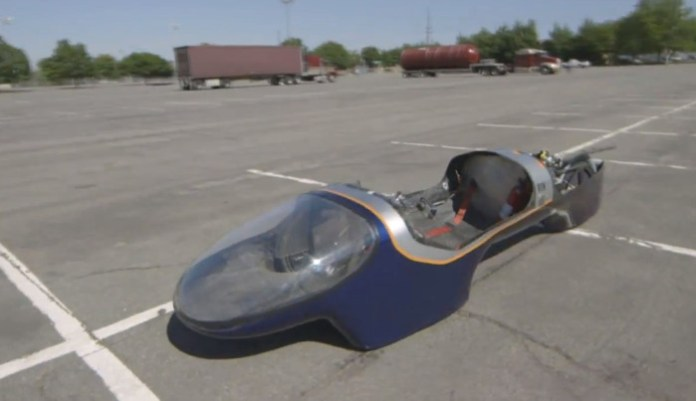 BYU supermileage vehicle- 1,300 MPG and counting