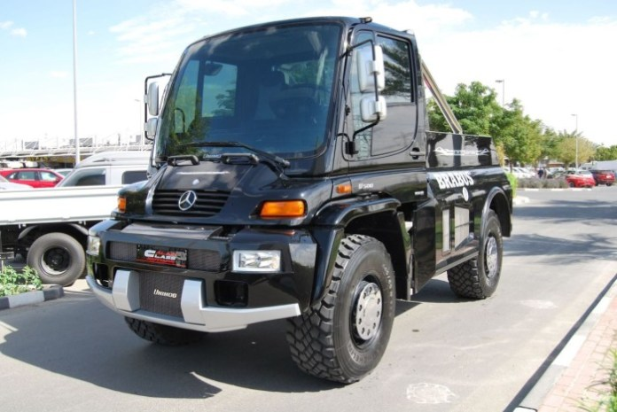 Brabus Unimog U500 Black Edition for sale (9)