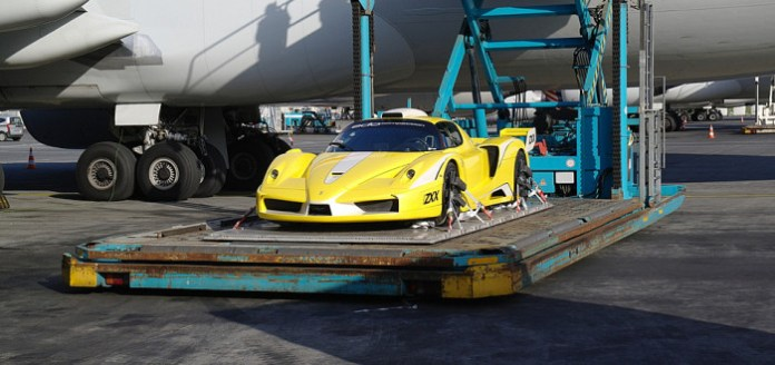 Edo Competition Enzo ZXX arrive to Canada (1)