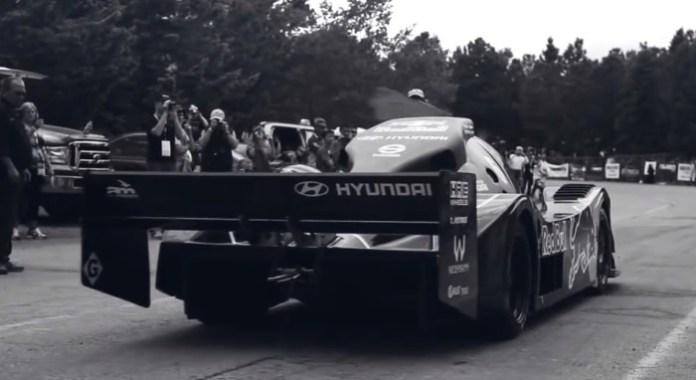 Hyundai Genesis Coupe previewed for Pikes Peak