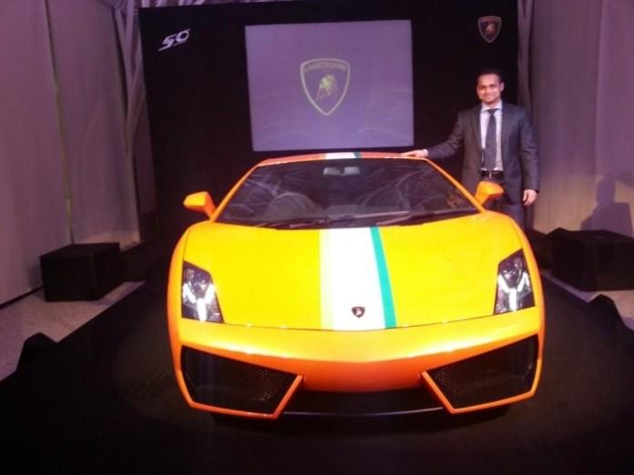 Lamborghini Gallardo LP550-2 India Limited Edition (1)