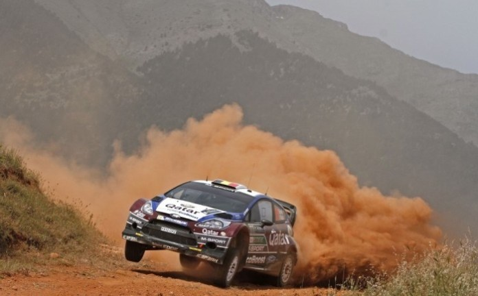 Rally Acropolis Day 2