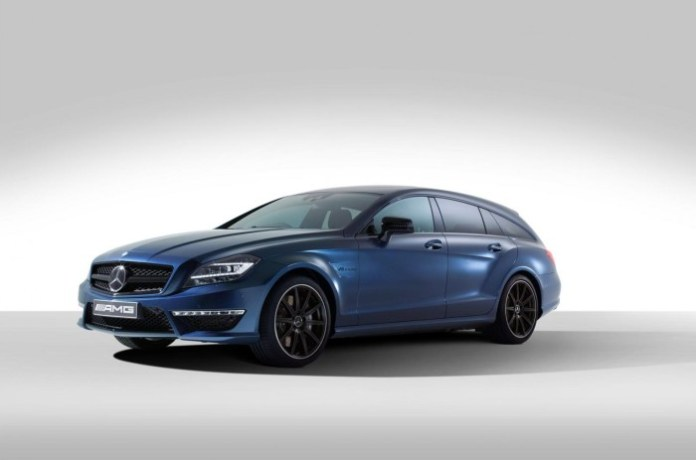 Mercedes-Benz CLS 63 AMG Shooting Brake by Spencer Hart (1)
