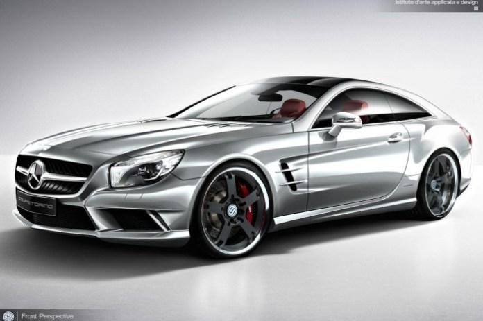 Mercedes-Benz SL Shooting Brake by StudioTorino (13)