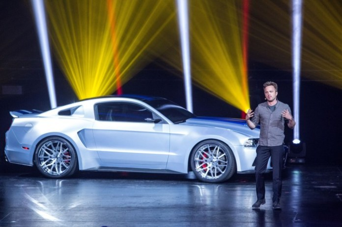 Need for Speed one-off mustang (1)