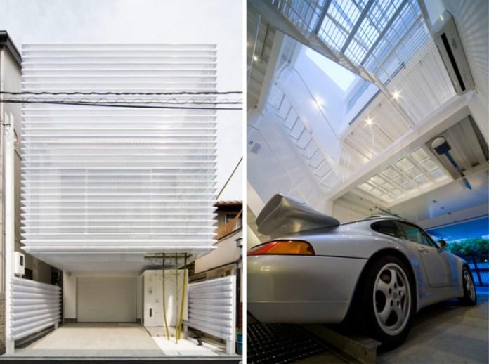 Porsche 911 House (2)