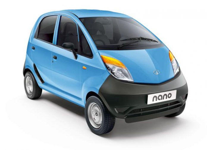 Tata Nano 2014 (2)