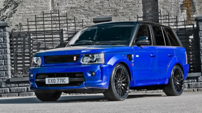 Land Rover Range Rover Sport 3.0 SDV6 - RS300 Cosworth by A. Kahn Design
