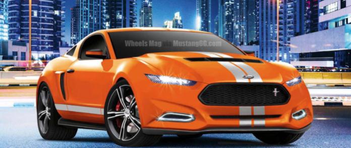 2015 Ford Mustang rendering (1)