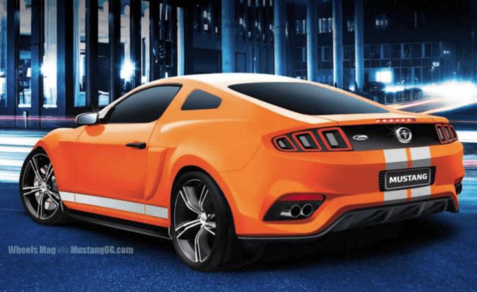 2015 Ford Mustang rendering (2)